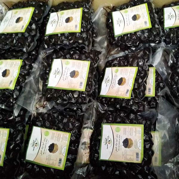 Olive noir pack