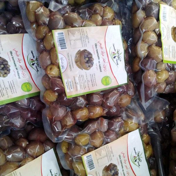 Olive rouge pack