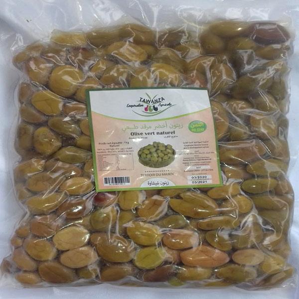 Olive vert naturel – Sachet